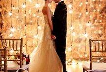 Weddings + Events. / by Kasie Lambros