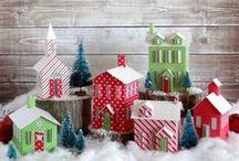 Christmas / by Amanda Coleman Designs