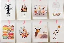 Cards and Papers / by Lief Leuk & Eigen geboortekaartjes