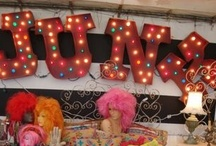 Junk & Trunks / Great Booth Decorating Ideas! / by Shannon Parker