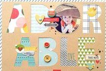 Scrapbook Inspiration / by Amanda Coleman Designs