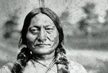 The First People / These lands have long been home to interesting, noteworthy, and influential people. Take a glimpse of some remarkable Native Americans from throughout history to the present day.