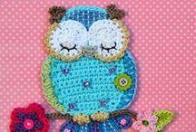 #VendulkaM - Magic with hook and needles / My colorful crocheted world. Please come in :-) www.vendulkam.com