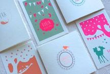 BABY - geboortekaartjes / Geboortekaartjes, hippe geboortekaartjes, Lief Leuk & Eigen geboortekaartjes / by Lief Leuk & Eigen geboortekaartjes
