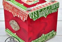 boxes | Schachteln / Boxes and Schachteln are so pretty and useful  DIY und Selbermachen von Kisten und Kästen