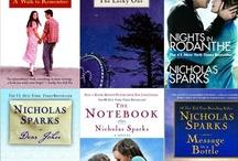 Nicholas Sparks! / by Jessica Gordon