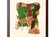 Wall Frames / A range of authentic Indian wall art & frames