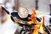 Tips & Tricks: Food & Cooking / by Lisa C.