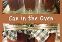 canning/preserving  / by Judieth Gettan