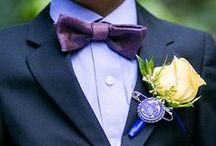 The Groom's Den / Most grooms know it's all about the bride- but guys deserve a little of the spotlight too! The groom's den is all about fashion, wedding tips and trends- no girls allowed.