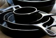 Cast Iron: Skillets, Pans, Griddles, Cook Stoves and more! / by Teresa Green