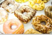eats: Breakfast / mostly doughnuts