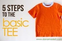 T-shirt redesign