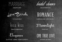 Fonts / by Amanda Coleman Designs
