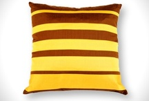Designer Cushion Covers / A designer range of silk cushions with beautiful applique and patch work.