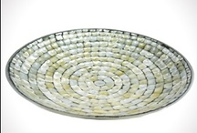 'Mother of Pearl' Trays