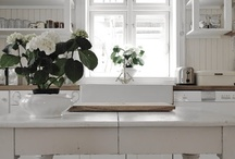 Pretty Kitchens & functional accessories... / by Jeri