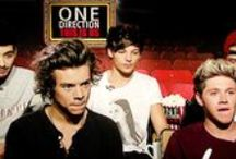 One Direction <3 / Niall James Horan, Harry Edward Styles, Louis William Tomlinson, Liam James Payne, Zayn Jawaad Malik. :) / by Lydia Huitt