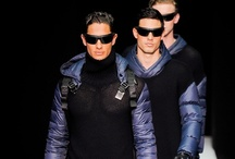 Emporio Armani Fall / Winter 2013 Menswear / by ARMANI