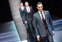 Giorgio Armani Fall / Winter 2013 Menswear / by ARMANI
