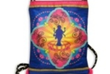 'Mandala' Bags / Tote bags for stylish girls, with prints inspired by Mandala art.