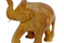Sandalwood Wonders / Sweet smelling artifacts carved from sandalwood, to adorn your beautiful homes!