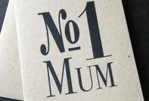 IDEAS - mom / by Lief Leuk & Eigen geboortekaartjes