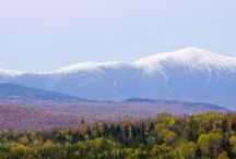 New Hampshire Mountains and Bridges, Lakes and more..... / My homes State / by Maureen Place-Paige