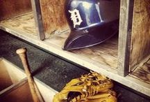 Detroit Tigers / by Ann Hall