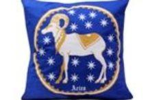 Zodiac Cushion Covers