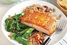Food: Seafood / by Lisa C.