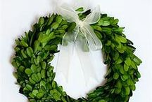 Wreaths / by Amanda @ Popper & Mimi