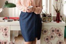 Business ♥ Wundercurves / An keinem Ort sind wir in der Woche öfters als auf der Arbeit, deswegen stellt es uns zumeist auch vor der Herausforderung jeden Tag ein neues Outfit fürs Büro aus unserem Kleiderschrank zu zaubern. Hier findet ihr weitere Inspirationen und Looks: http://www.wundercurves.de/magazin/a/Curvy_Friday_7