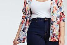 Kimonos ♥ Wundercurves / Du suchst eine Alternative zum konventionellem Cardigan? Da wäre ein leichter, farbenfroher Kimono die richtige Wahl für dich! Besuche http://www.wundercurves.de/search?q=kimono und lass dich inspieren!