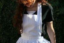 DIY || sewing || naehen || aprons || Schürzen / I love aprons!