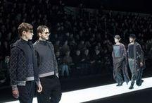 Giorgio Armani Fall / Winter 2016-2017 Menswear / by ARMANI