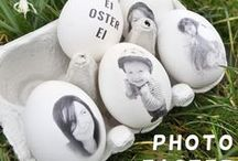 easter || Ostern / Easter crafts and decorations do it yourself DIY  Oster Basteln und Dekorationen