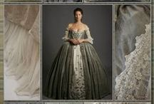 sewing || naehen || Outlander costumes research