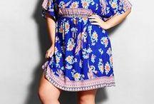 Boho-Style ♥ Wundercurves / Der Boho-Style ist die Weiterentwicklung der modischen Hippi-Looks. Deswegen dürfen Sie auch bei uns nicht fehlen. Weitere Looks und Trends findest du unter: http://www.wundercurves.de/magazin
