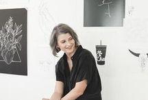 portraits: designers