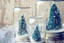 Decorating for Winter / ❖ decor and interior design ideas for the wintertime ❖