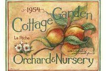 Garden & Yard / The garden is the poor man's apothecary~German Proverb  / by LK Bakken