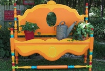 Love garden seating? / by Question and Planter