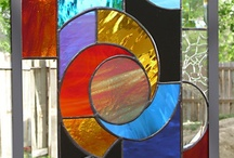 Stained Glass I Love! ❤ /    / by Lisa Kowis