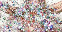 * Glitters, glitters and sparkle * / bling, bling