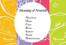 NOURISH // STYLE / Beautiful design that inspires Nourish. / by Nourish Skin Range