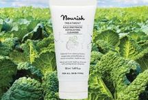NOURISH // PRODUCTS / Nourish Skin Range  / by Nourish Skin Range