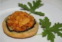 Recetas Saladas / Fotos de recetas aparecidas en https://lacocinadivertida.com/