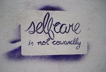 self-care / by Amie Gill