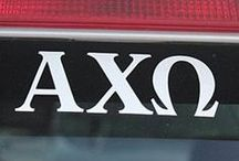 Alpha Chi Omega Gifts / Sorority Gifts